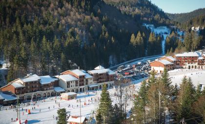 Le nouveau complexe du Slalom