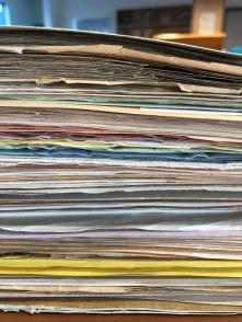 Pile d'archives ! Archives départementales des Deux-Sèvres