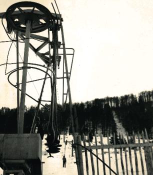 Fonds photographique de la station de ski de la Bresse-Hohneck